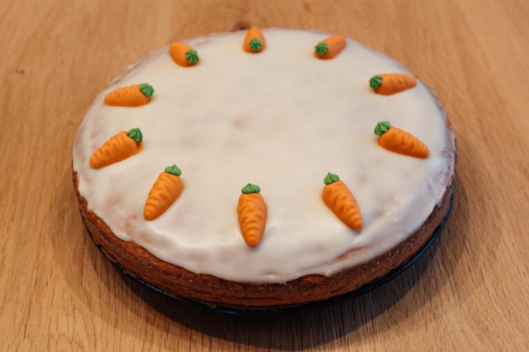 Karottenkuchen/ Rüblikuchen-glutenfrei-laktosefrei