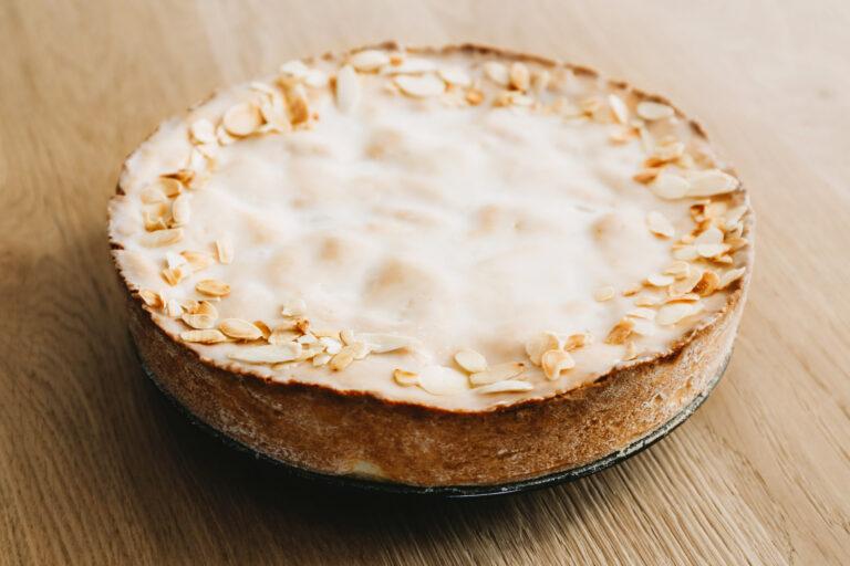 Gedeckter Apfelkuchen-glutenfrei-laktosefrei