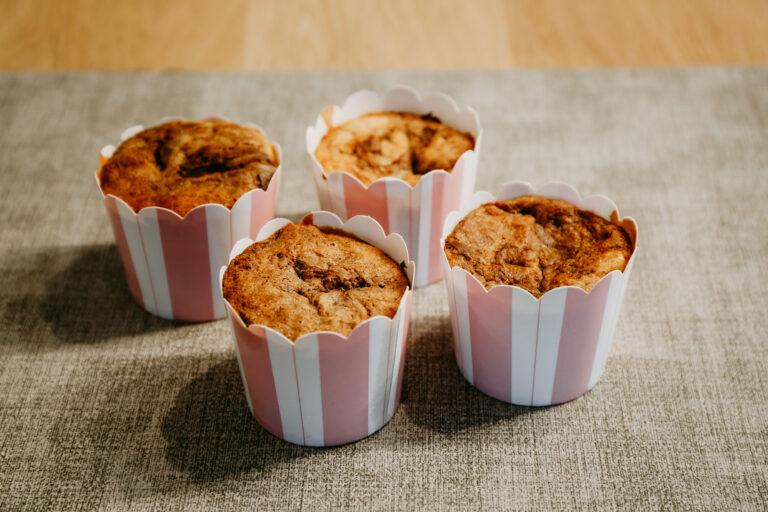 Nutella Muffins-glutenfrei